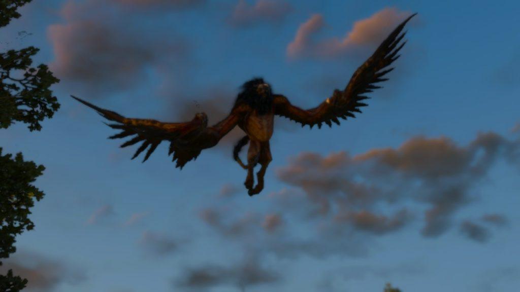 Ведьмак 3: Дикая Охота - Геральт из Ривии покоряет портатив 12