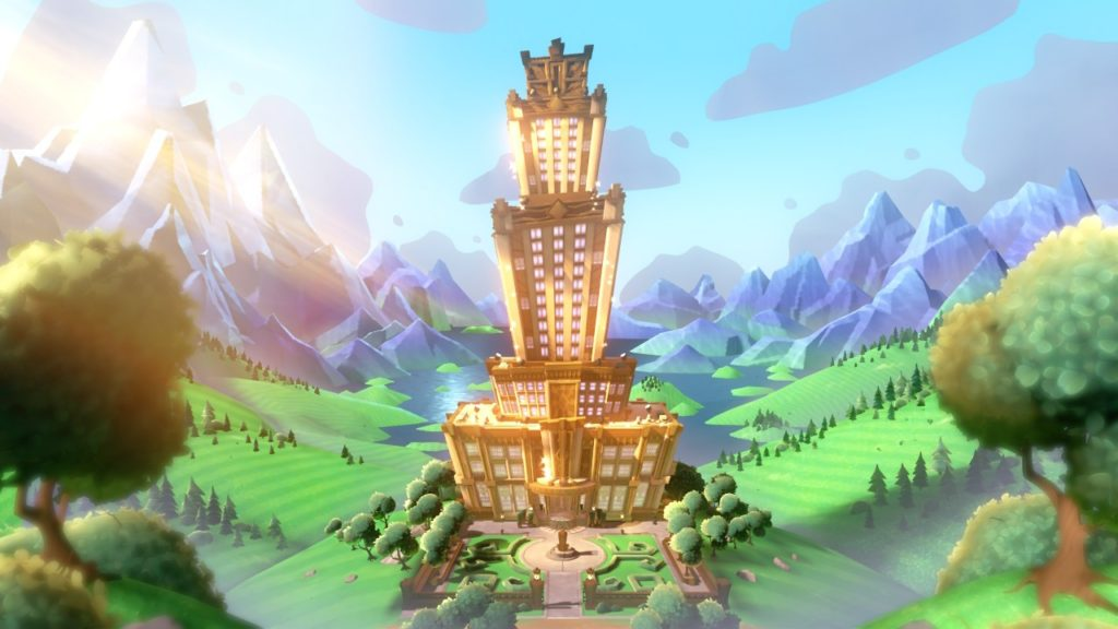 Luigi's Mansion 3 - Отель с сотней дверей 1