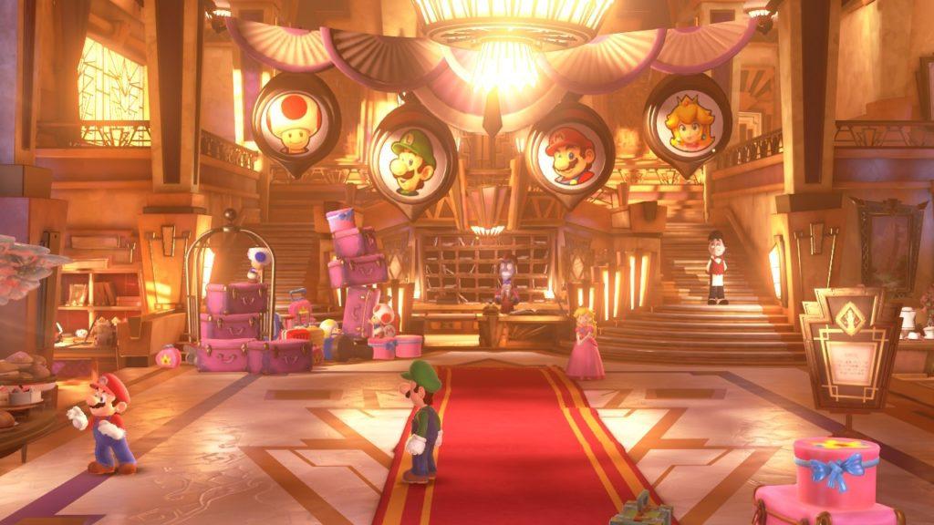Luigi's Mansion 3 - Отель с сотней дверей 11