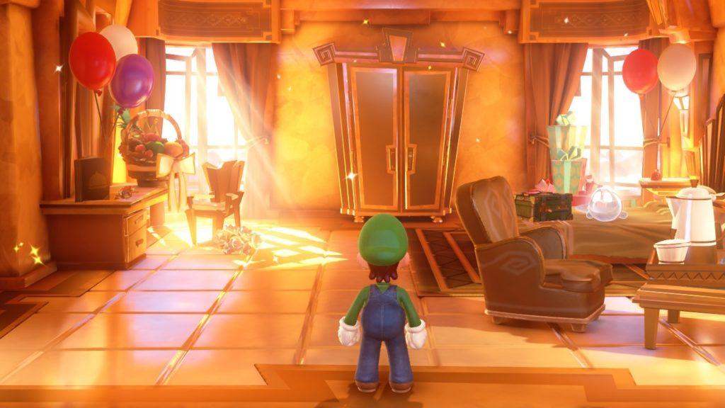 Luigi's Mansion 3 - Отель с сотней дверей 12
