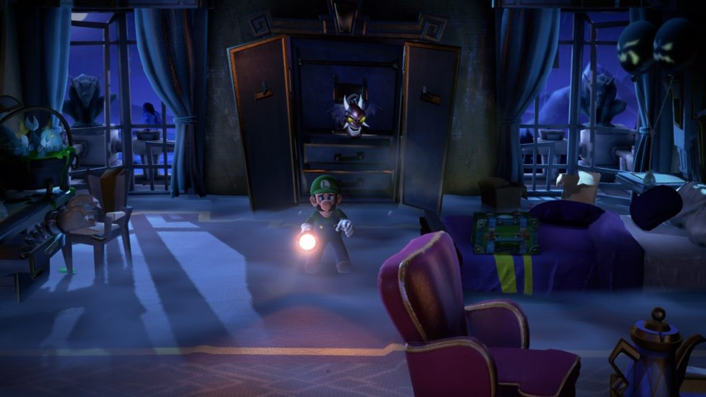 Luigi's Mansion 3 - Отель с сотней дверей 14