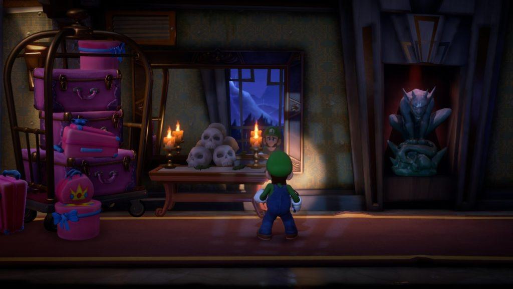Luigi's Mansion 3 - Отель с сотней дверей 15