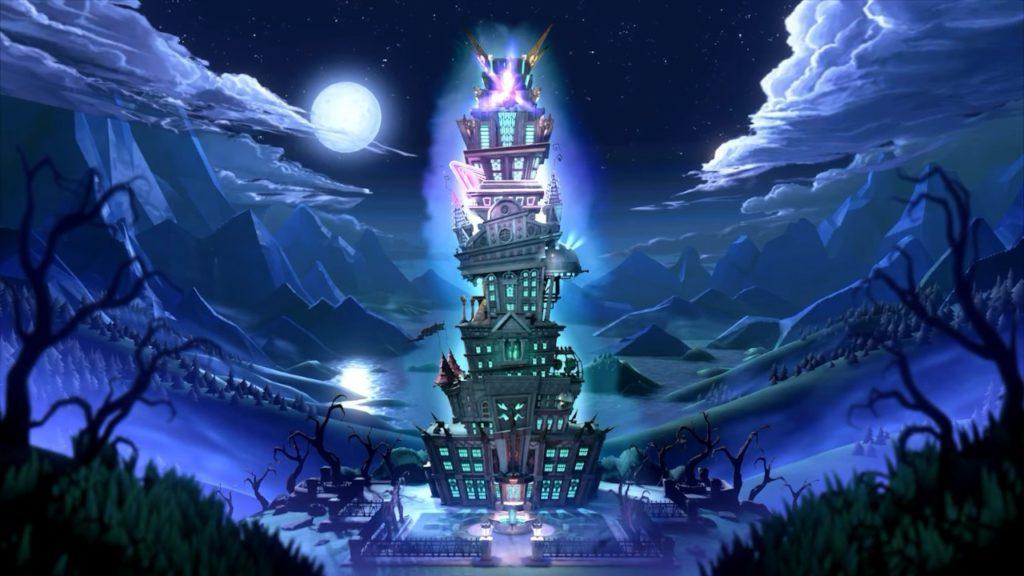 Luigi's Mansion 3 - Отель с сотней дверей 44