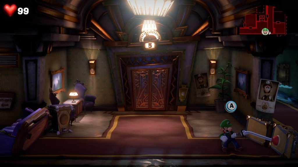 Luigi's Mansion 3 - Отель с сотней дверей 28