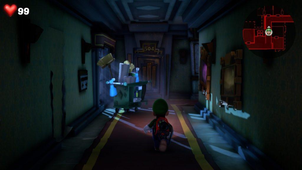 Luigi's Mansion 3 - Отель с сотней дверей 29