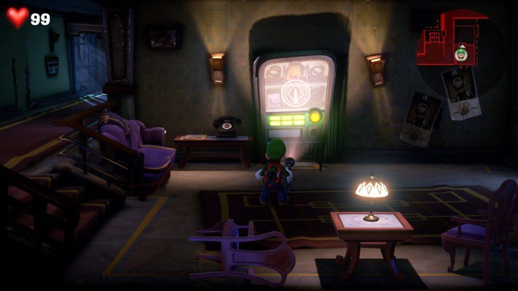 Luigi's Mansion 3 - Отель с сотней дверей 21
