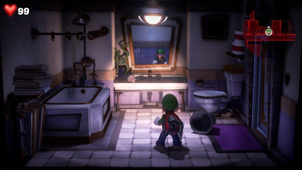 Luigi's Mansion 3 - Отель с сотней дверей 30