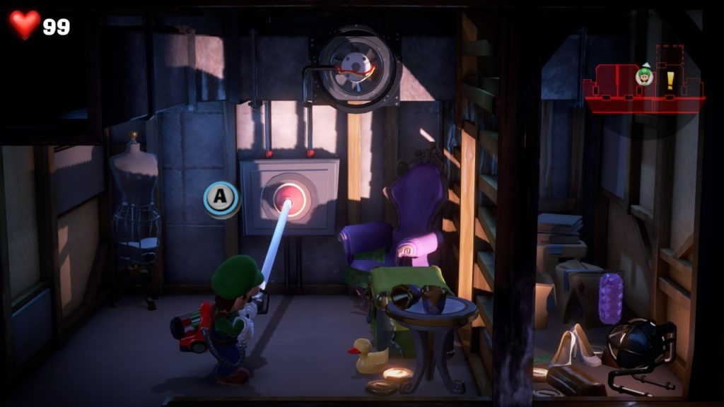 Luigi's Mansion 3 - Отель с сотней дверей 23