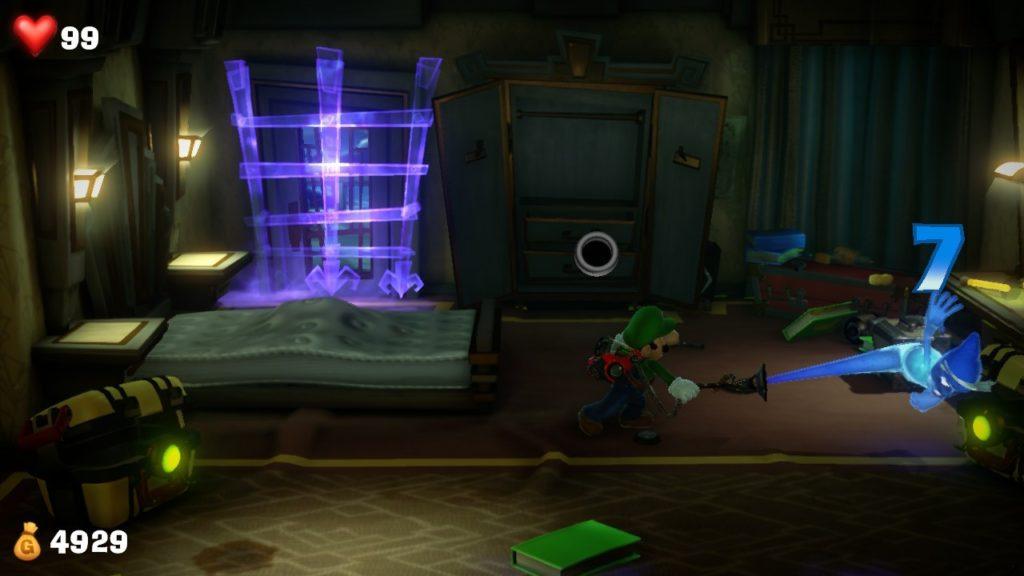 Luigi's Mansion 3 - Отель с сотней дверей 24