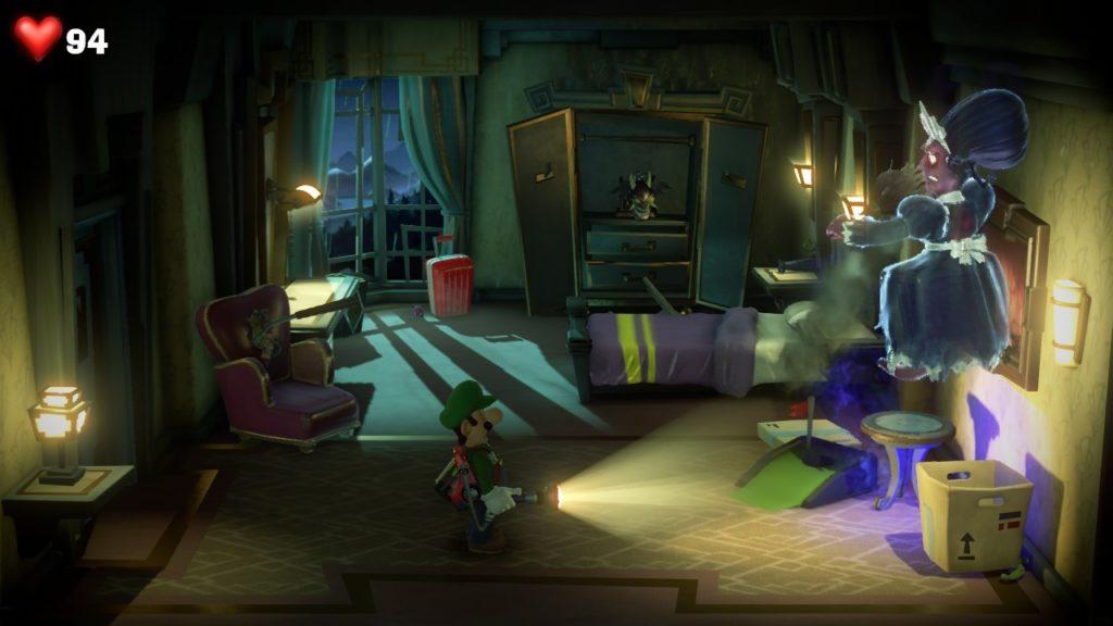 Luigi's Mansion 3 - Отель с сотней дверей 38