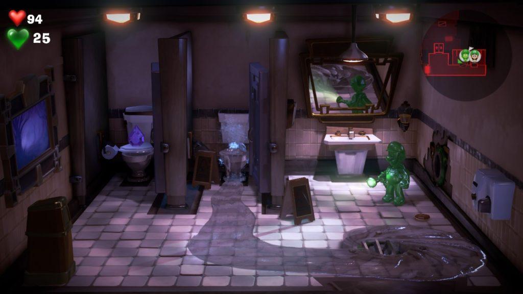 Luigi's Mansion 3 - Отель с сотней дверей 17