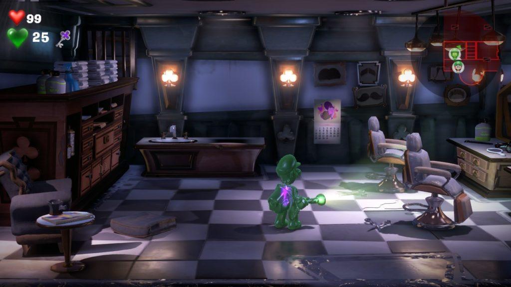 Luigi's Mansion 3 - Отель с сотней дверей 19