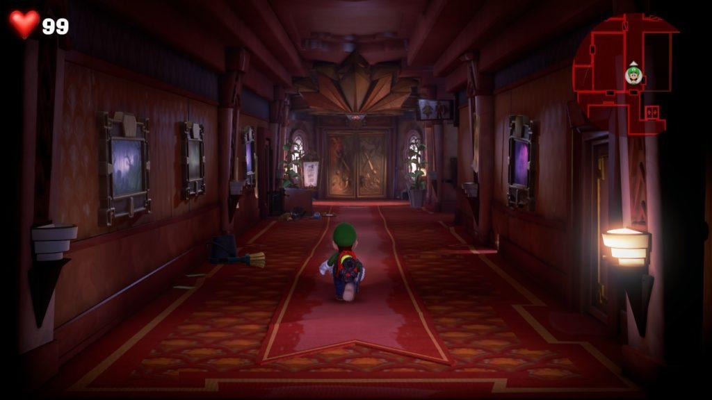 Luigi's Mansion 3 - Отель с сотней дверей 31