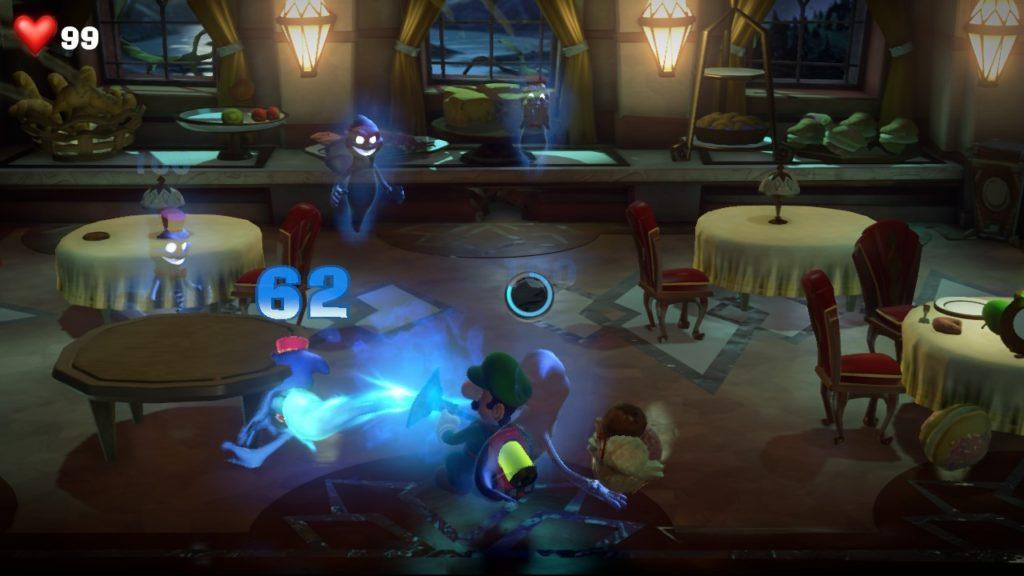 Обзор: Luigi's Mansion 3 - Отель с сотней дверей 26