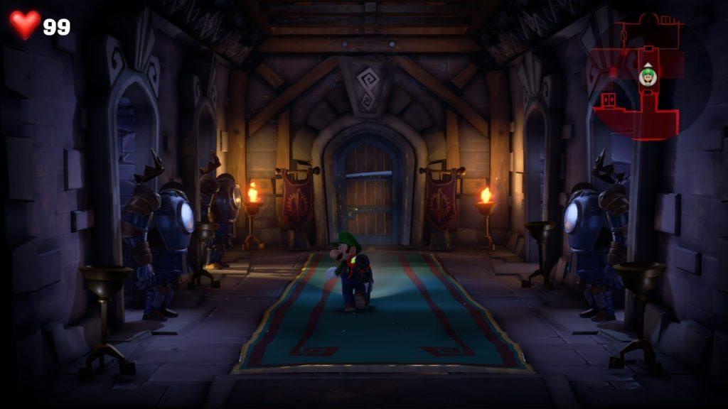 Luigi's Mansion 3 - Отель с сотней дверей 32