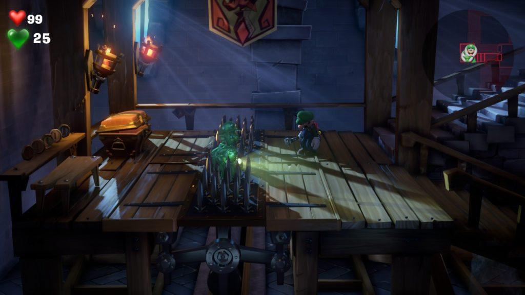 Luigi's Mansion 3 - Отель с сотней дверей 33