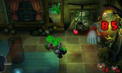 Luigi's Mansion 3 - Отель с сотней дверей 2