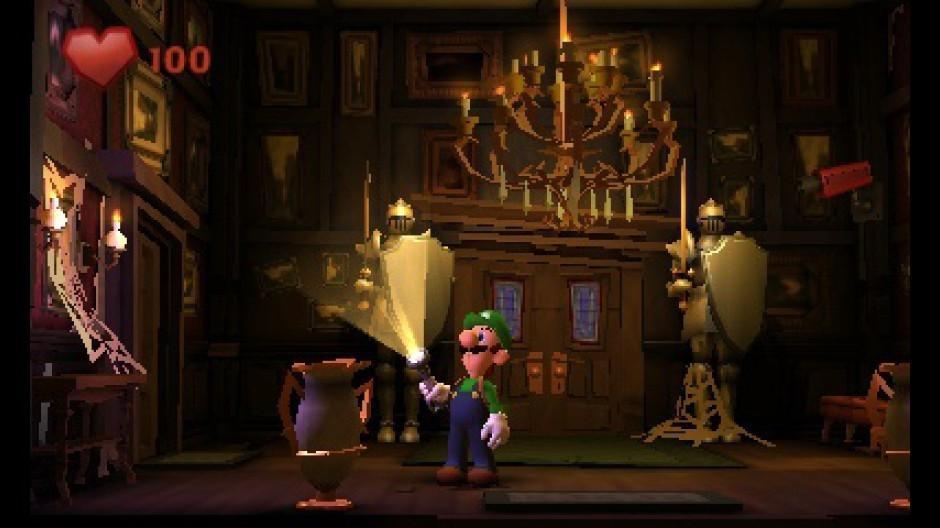 Luigi's Mansion 3 - Отель с сотней дверей 6