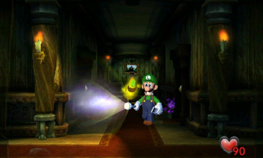 Luigi's Mansion 3 - Отель с сотней дверей 5