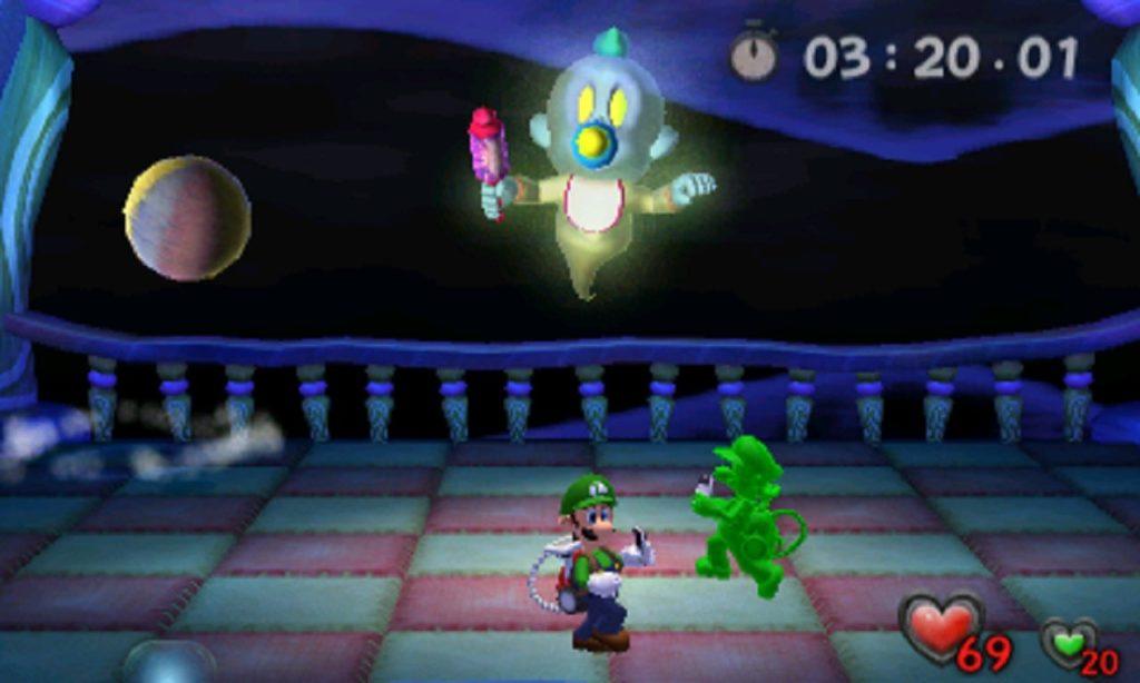 Luigi's Mansion 3 - Отель с сотней дверей 3