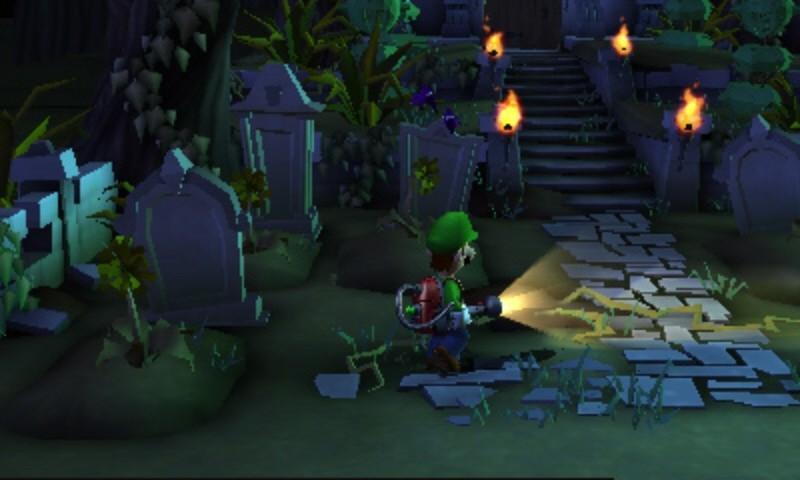 Luigi's Mansion 3 - Отель с сотней дверей 9