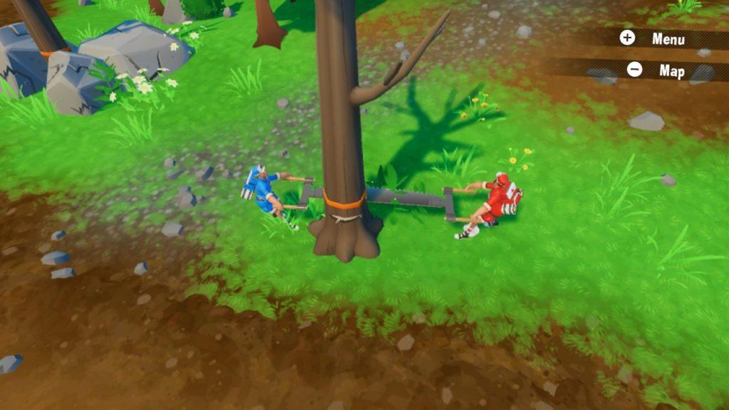 The Stretchers - Красный и синий спешат на помощь 16