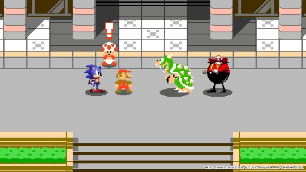Обзор: Марио и Соник на Олимпийских играх 2020 в Токио – Фитнес для ленивых 4