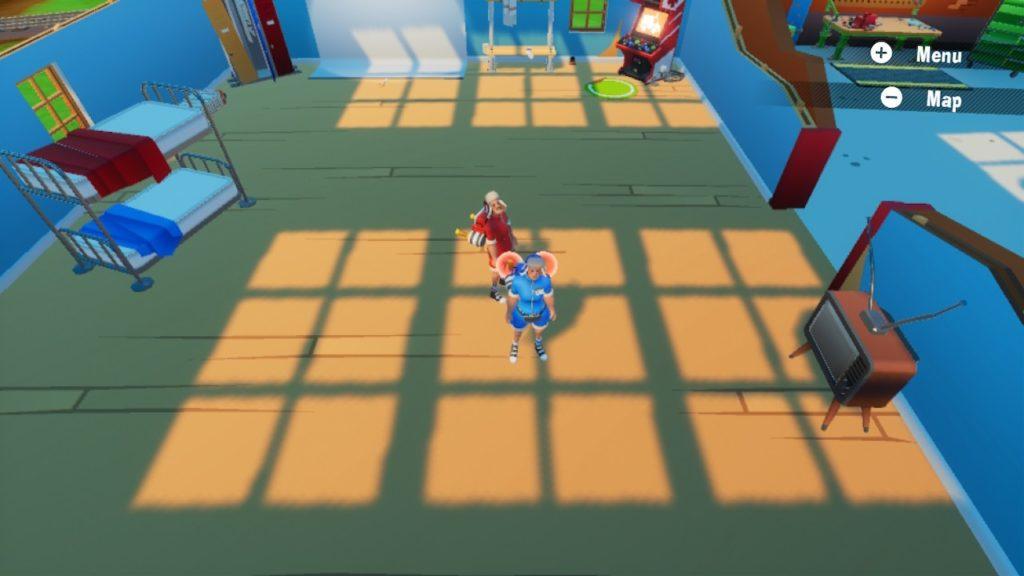The Stretchers - Красный и синий спешат на помощь 13