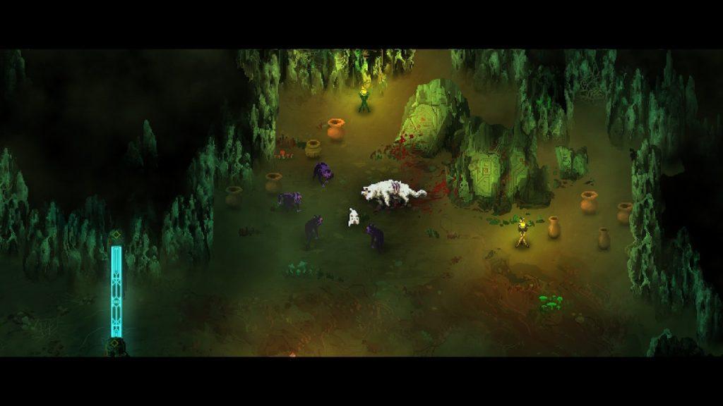 Обзор: Children of Morta - Один за всех, и все за одного 5