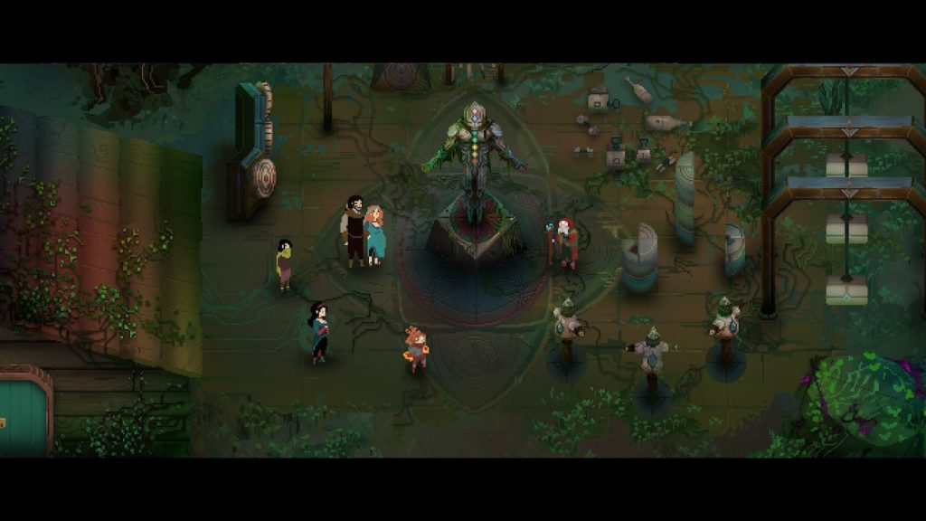 Обзор: Children of Morta - Один за всех, и все за одного 9