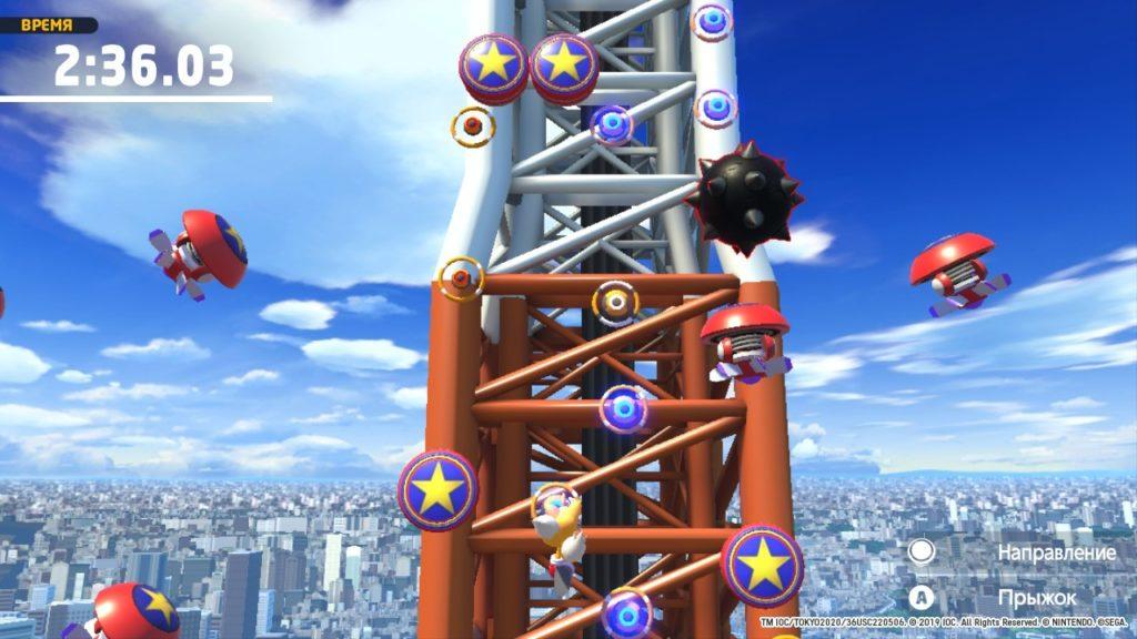 Обзор: Марио и Соник на Олимпийских играх 2020 в Токио – Фитнес для ленивых 11