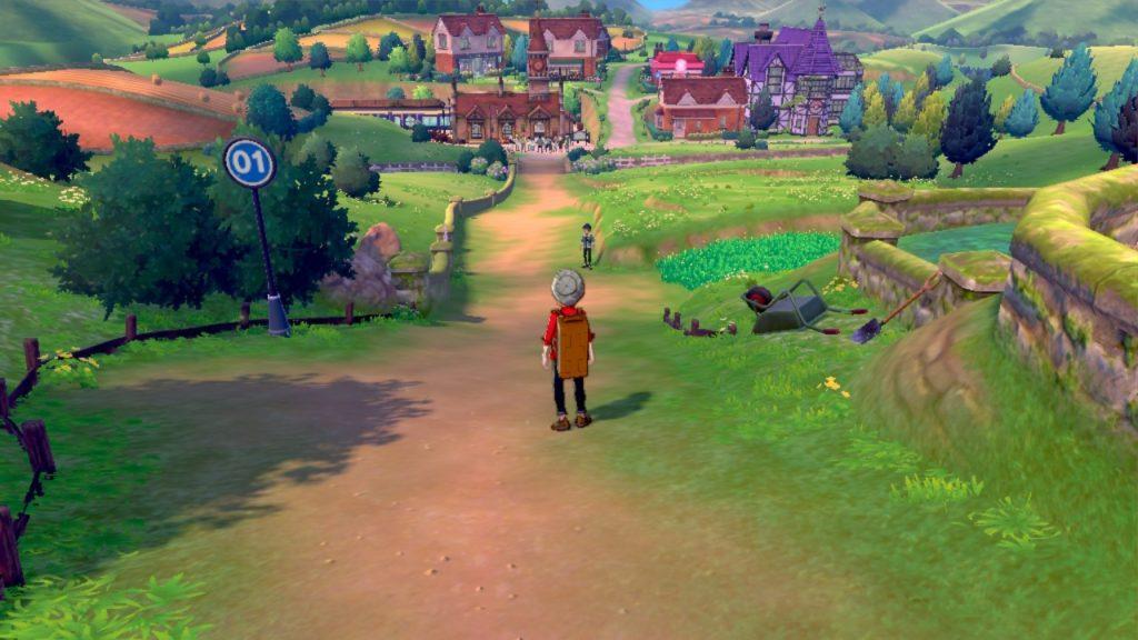 Обзор: Pokémon Sword & Shield - Галопом по Галару 2