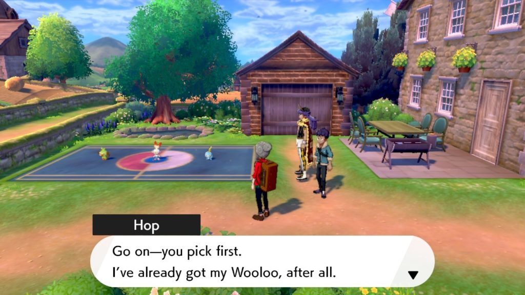 Обзор: Pokémon Sword & Shield - Галопом по Галару 7