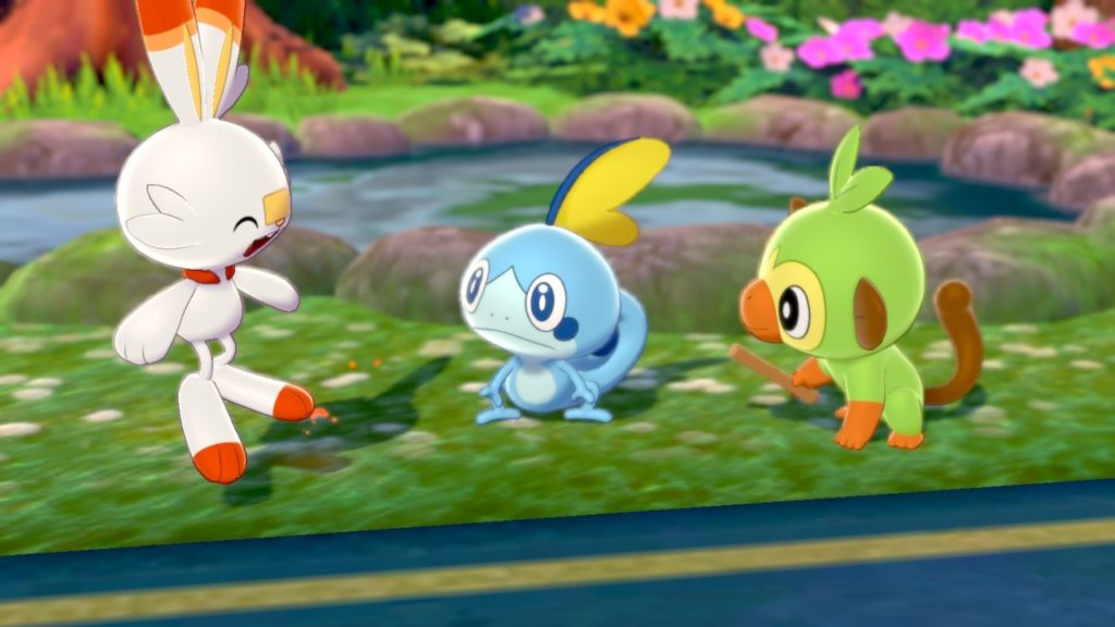 Обзор: Pokémon Sword & Shield - Галопом по Галару 4