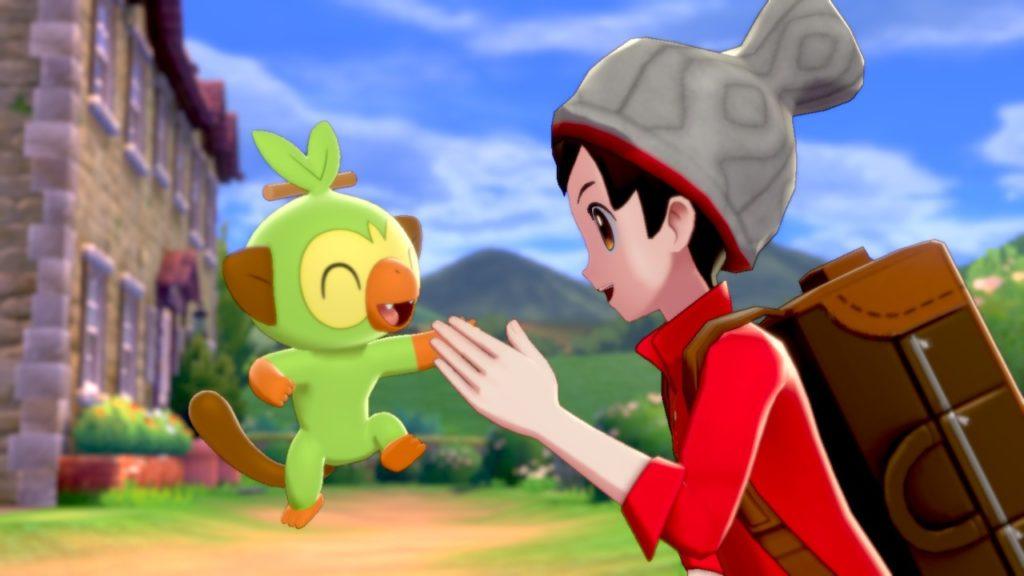 Обзор: Pokémon Sword & Shield - Галопом по Галару 12