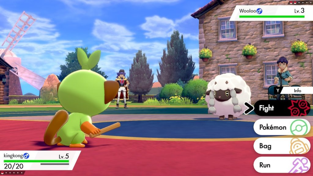 Обзор: Pokémon Sword & Shield - Галопом по Галару 13