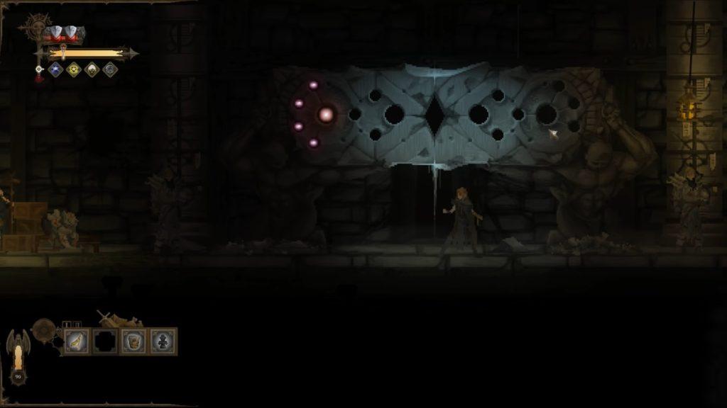 Обзор: Dark Devotion - Пиксельный мрак 8