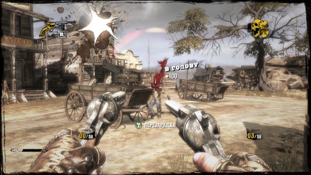 Call of Juarez: Gunslinger – Хороший, плохой, мертвый 4