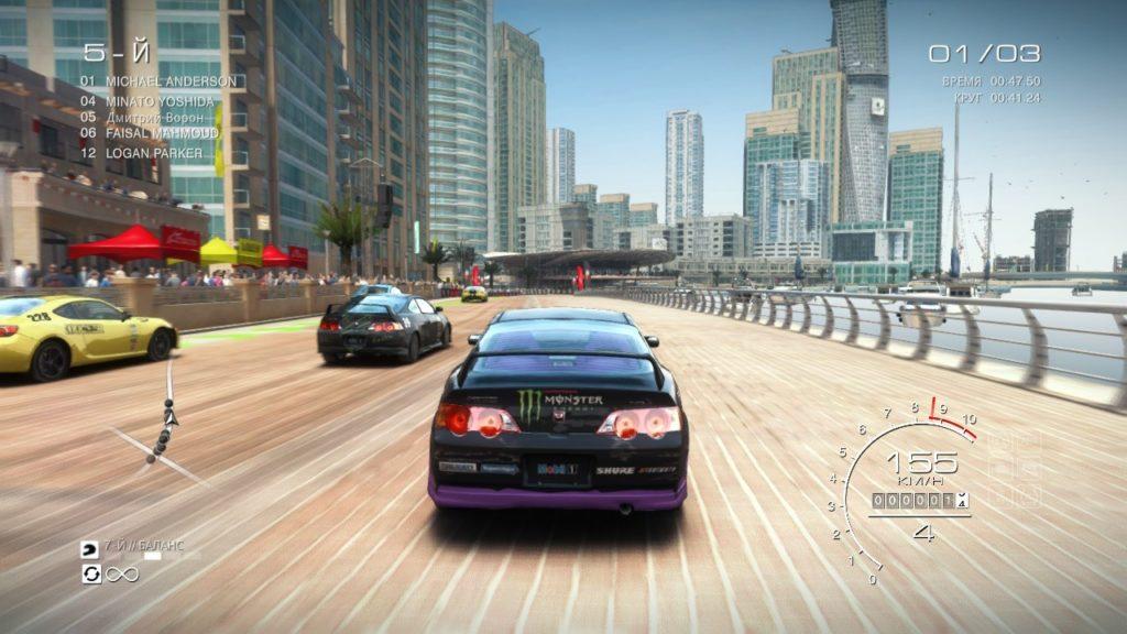 Обзор: GRID: Autosport – Он вам не Need for Speed 11