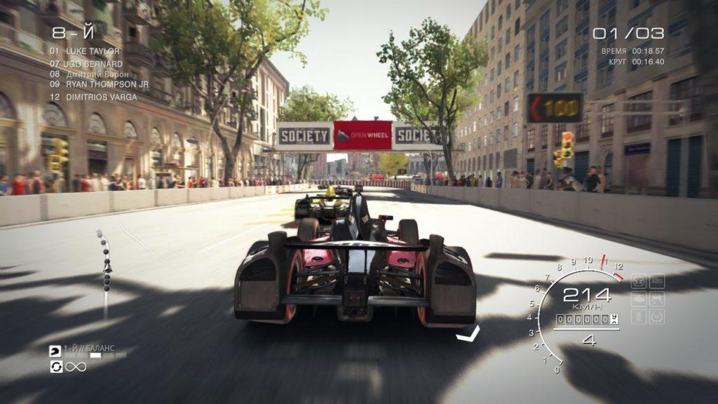 Обзор: GRID: Autosport – Он вам не Need for Speed 10