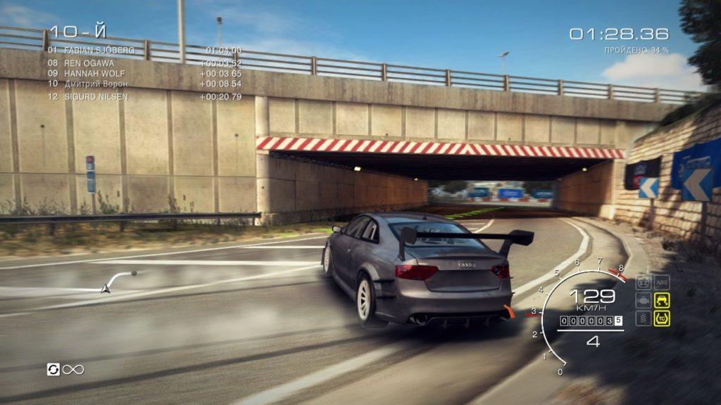 Обзор: GRID: Autosport – Он вам не Need for Speed 15