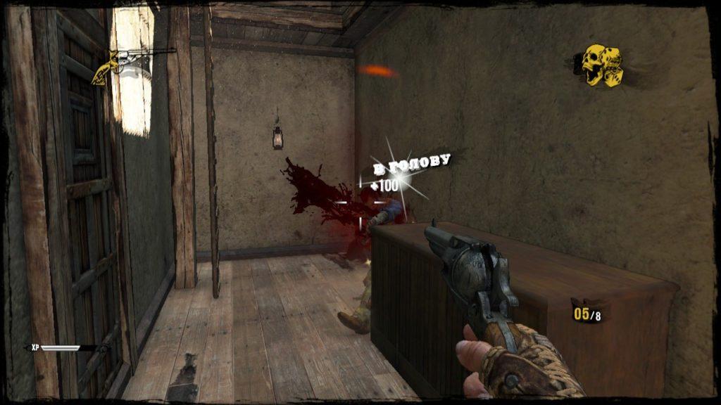 Call of Juarez: Gunslinger – Хороший, плохой, мертвый 3