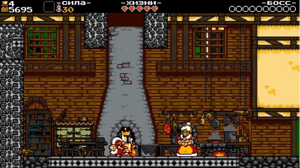 Обзор: Shovel Knight: King of Cards - Почувствуй себя королём 9