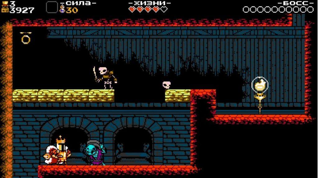 Shovel Knight: King of Cards - Почувствуй себя королём 4