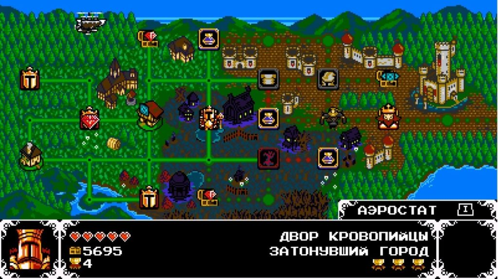 Обзор: Shovel Knight: King of Cards - Почувствуй себя королём 15