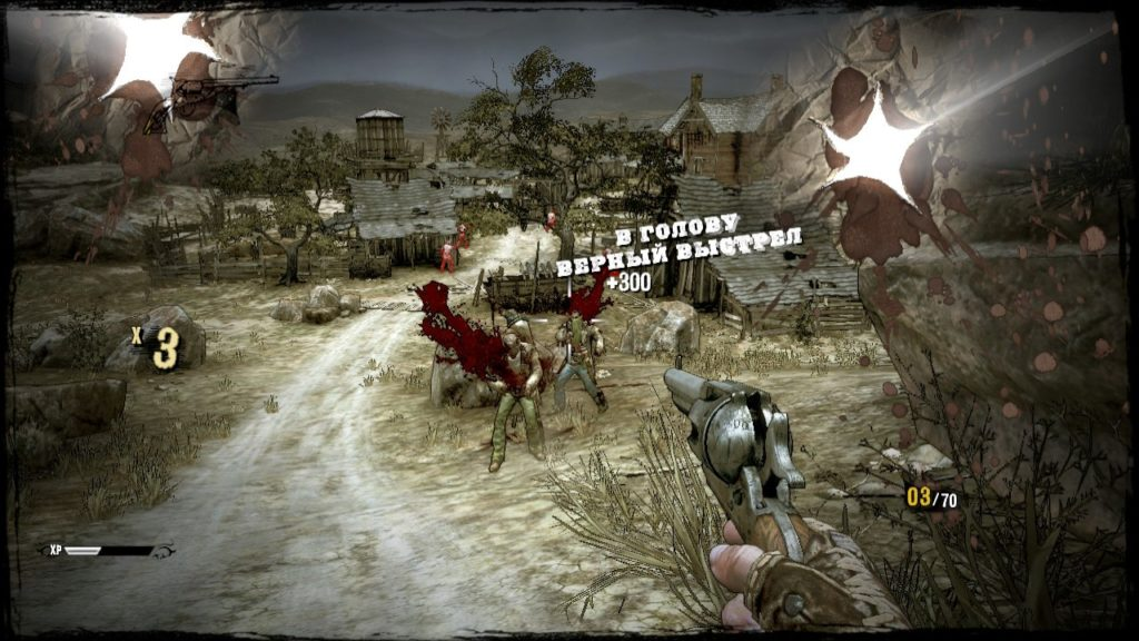 Call of Juarez: Gunslinger – Хороший, плохой, мертвый 7