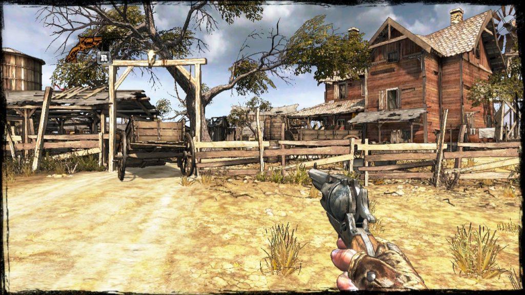 Call of Juarez: Gunslinger – Хороший, плохой, мертвый 11