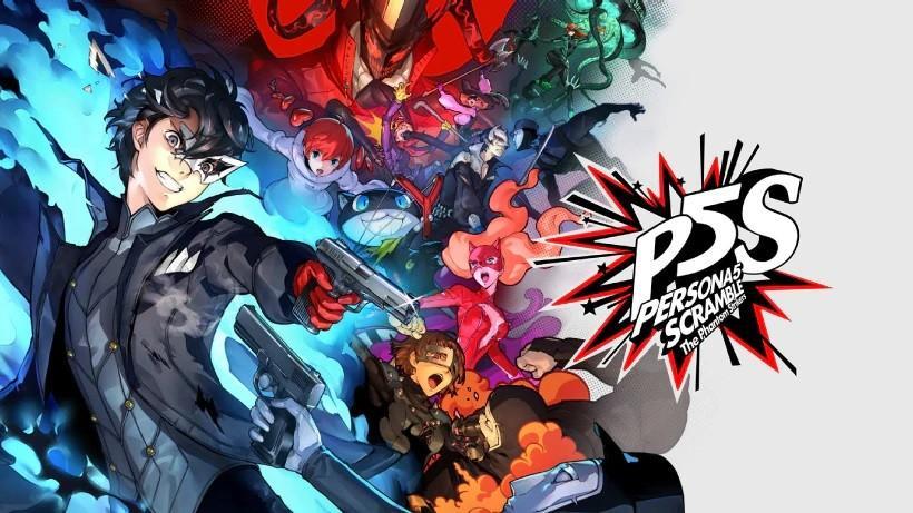 Два часа игрового процесса Persona 5 Scramble: The Phantom Strikers 98