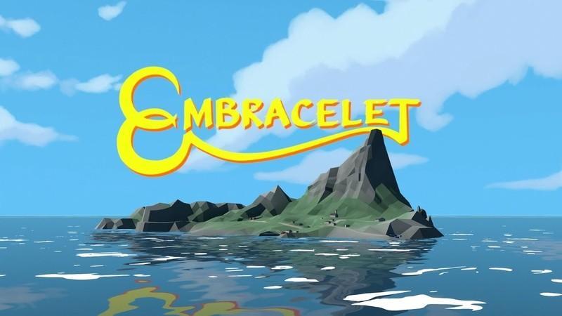 Дивный остров и векторная графика в анонсе Embracelet для Nintendo Switch 98