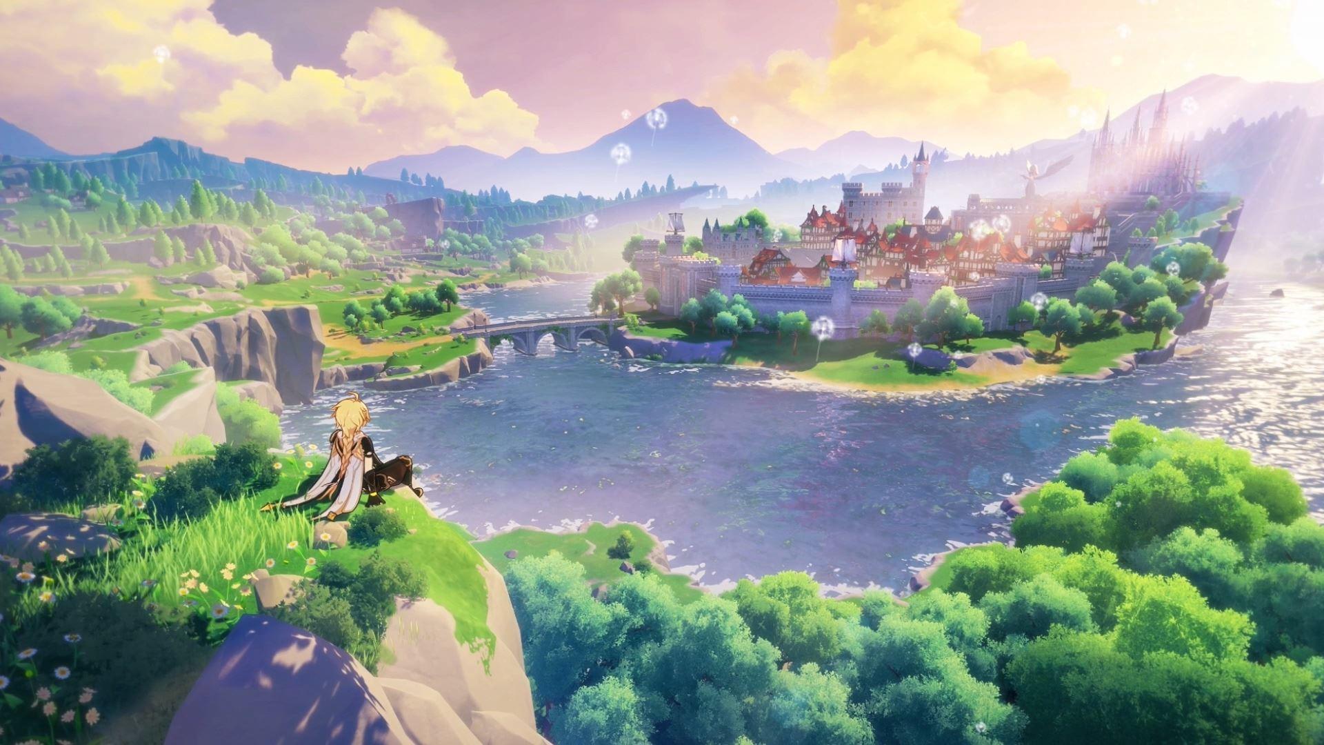 Провальный анонс Genshin Impact для Nintendo Switch в Китае 101